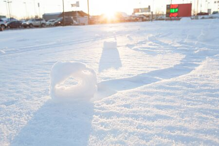 rollers: snow rollers in the midwest