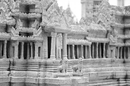angor: Angor Wat miniature