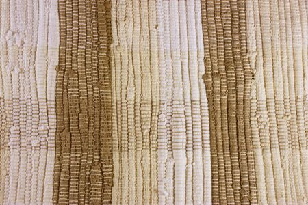 loosely: Loosely woven fabric to use as a background Stock Photo