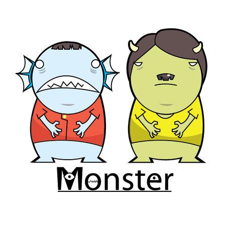 devil fish: monster