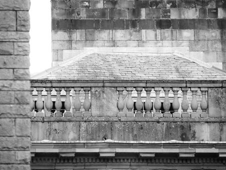 derbyshire: buxton derbyshire building detail