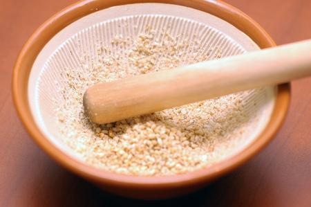 sesame: Sesame seed