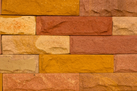 A stone wall , flat stacked background and textured Stock Photo - 20954077