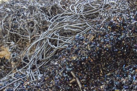 aluminum rod: leftover of iron surplus of mild steel