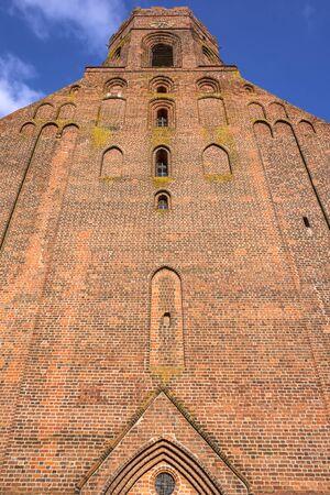 The Gothic Marienkirche is a Protestant parish church in Beeskow (Oder-Spree district) in Brandenburg.