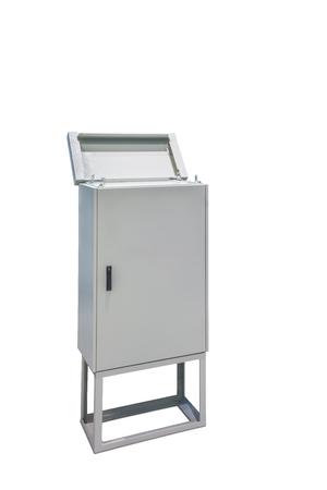 metal electric control box