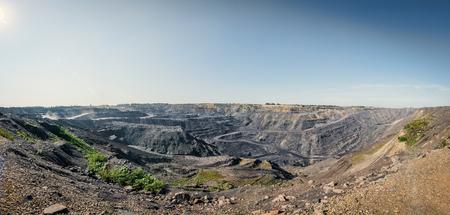 territory of coal mining