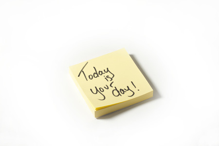 uplifting: Today is Your Day