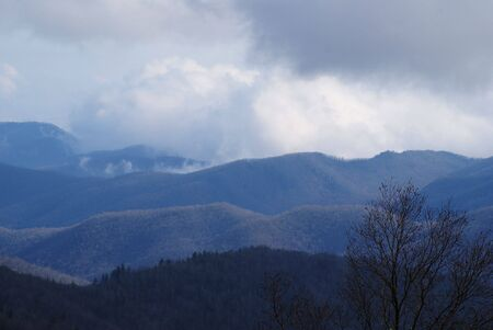 mountaintops: Clouds and Mountaintops