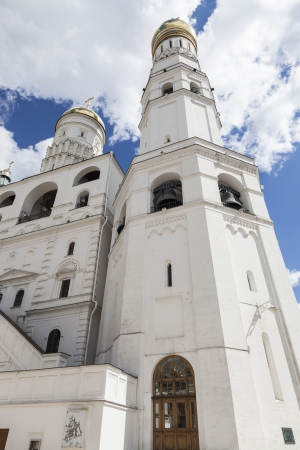 The Ivan the Great tower, the Archangel photo