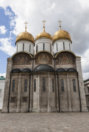 assumption: Cathedral of the Assumption in Kremlin  Moscow