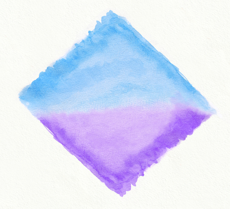 Watercolour gradient background Reklamní fotografie - 101768233