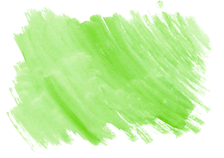 Light green horizontal  watercolor  gradient  hand drawn  background. Its useful for graphic design, backdrops, prints, wallpaper and etc.