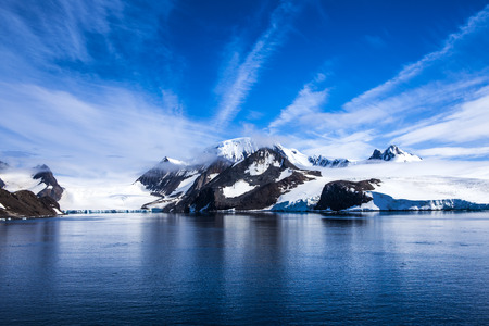 Antarctica Outstanding Natural Beauty Photo