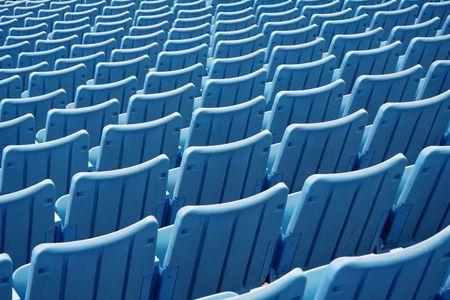 empty stadium seats Stock Photo - 332086