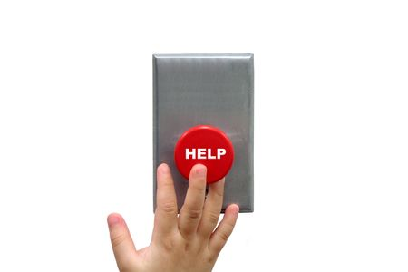 to implore: Call for help button