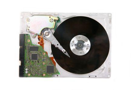 Hard drive photo