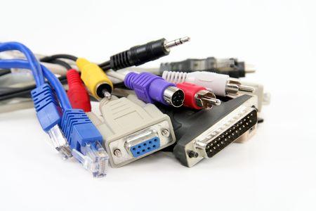 dsl: computer cables