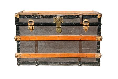 old trunk Stock Photo - 391442