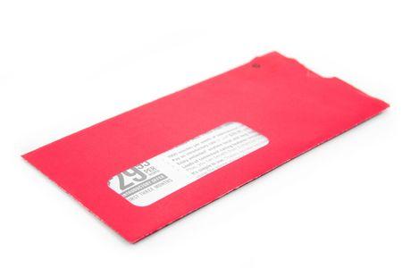 red advertising envelope Stock Photo - 402260
