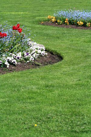 artistry: garden in spring