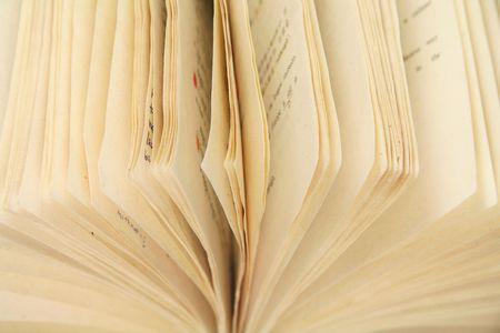open book, old yellow book 版權商用圖片