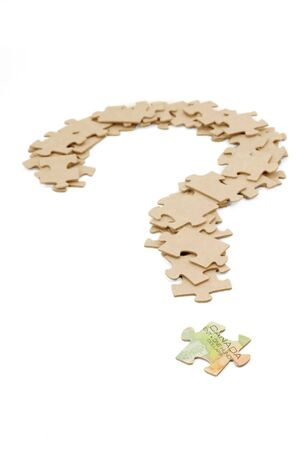 canadian dollar and  question mark, business concept Stock Photo - 627188
