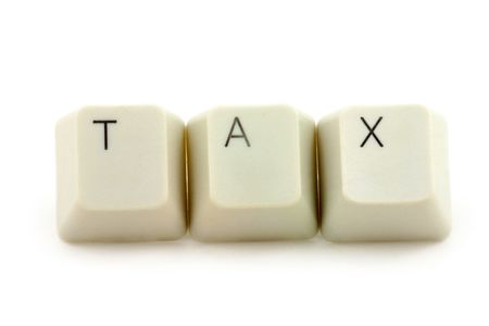 exemptions: computere keys, concept of tax