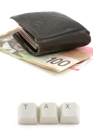 exemptions: canadian dollar and computere keys, concept of tax