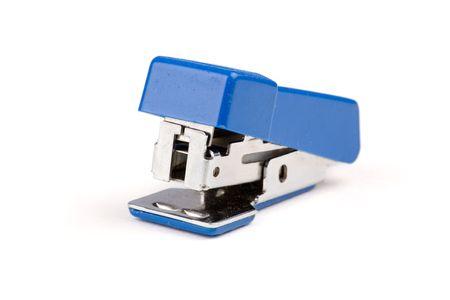 office stapler: a Stapler with white background