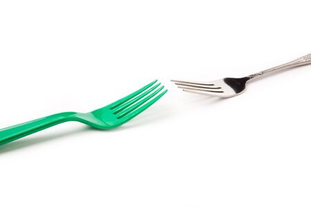 two forks, concept of difference