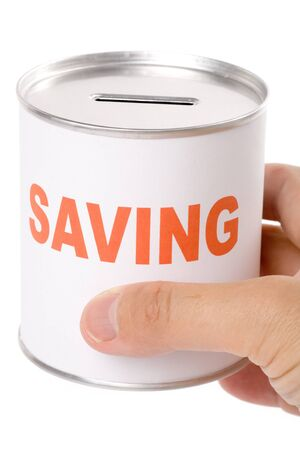Coin Bank, concept of savings photo