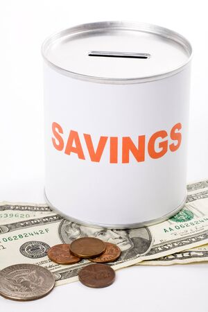 Coin Bank, concept of savings Stock Photo - 1505033