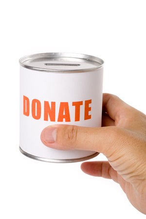 Donation Box, concept of Donation Stock Photo - 1533974