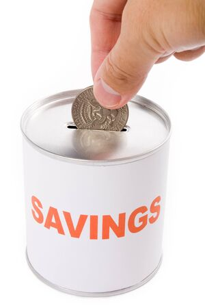Coin Bank, concept of savings Stock Photo - 1630151