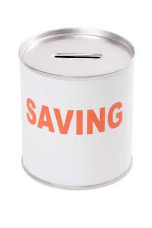 Coin Bank, concept of savings Banco de Imagens