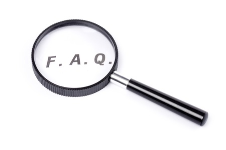 asked: Frequently Asked Questions, concept of FAQ