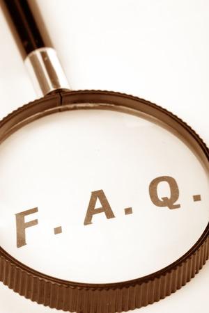 chiesto: Domande frequenti, concetto di FAQ