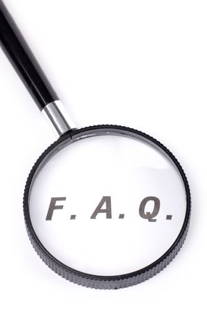 questions: Frequently Asked Questions, concept of FAQ