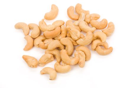 cashews close up shot for background