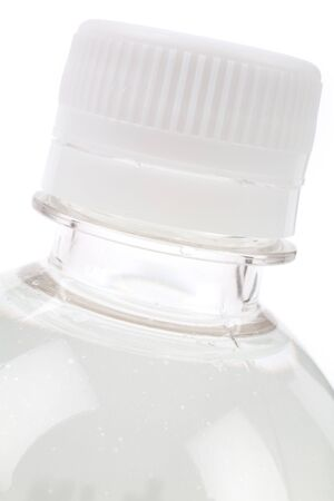 bottle water close up shot