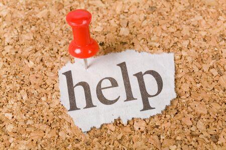 help: Headline help, concept of help