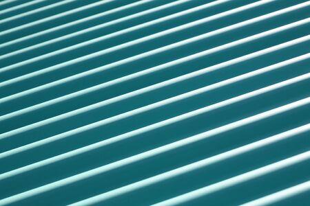 corrugated iron close up for background