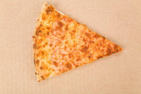 Cheese Pizza close up shot