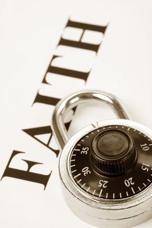 fidelidad: título fe y de bloqueo, el concepto de religión de creencias, la fidelidad