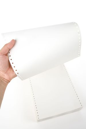 perforated: Perforated  Paper for background