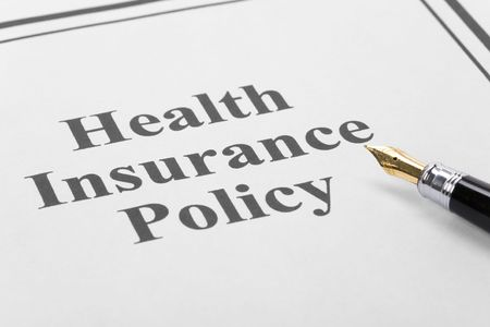 Document of Health Insurance Policy for