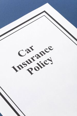 Document of  Insurance Policy for