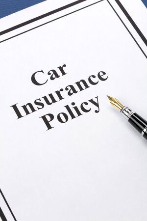 Document of  Insurance Policy for background