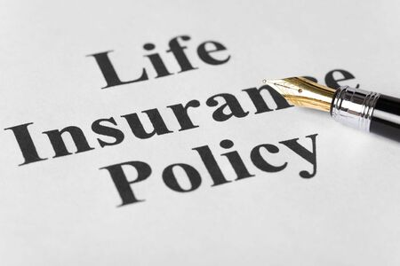 policies: Document of Life Insurance Policy for background